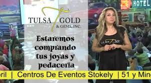 tulsa gold and gems garage sale spanish
