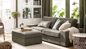 3er sofa grau wohnzimmercouch günstig kaufen ikea