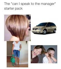 The Meme Generator - the starter pack meme will help you change your identity