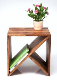 small side tables for living room small side table wood side table with magazine rack black side