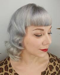 silver hair frosting kit 40 hair сolor ideas with white and platinum blonde hair