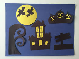 halloween paper craft the relaxed homeschool