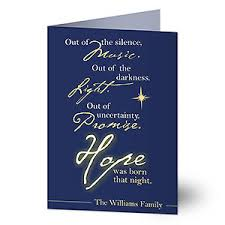 personalized christian cards was born