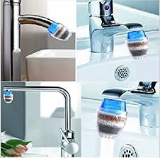 kitchen faucet water purifier drhob 1pc household home coconut carbon cartridge