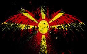 Flag Of Macedonia Macedonian Flag Wallpaper 1672x1045 Id 15188 Wallpapervortex Com