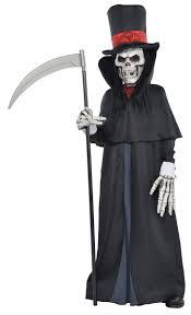 amscan dapper death child halloween costume grim reaper skeleton