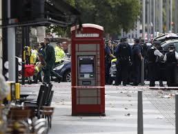 police car crash in london is traffic accident not terror am