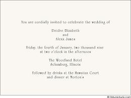 wedding program exles beautiful wedding invitations wording and etiquette wedding