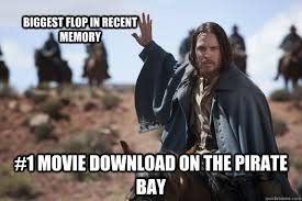 Recent Memes - biggest flop in recent memory 1 movie download on the pirate bay