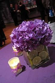 Purple Flowers Centerpieces by Best 25 Lime Centerpiece Ideas Only On Pinterest Fiesta