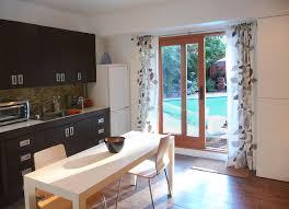 kitchen door curtain ideas sliding glass door curtain ideas kitchen types simple treatment