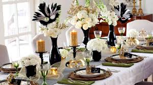 New Years Table Decorations Happy New Year 2018 Decorations Ideas Images U0026 New Years Eve
