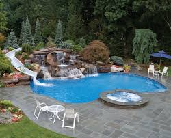 Swimming Pool Ideas For Small Backyards by Best 25 Inground Pool Designs Ideas On Pinterest Swimming Pools