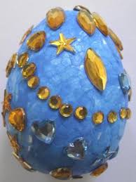Russian Easter Egg Decorations by Easter Egg Crafts