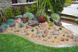 Rock Garden Succulents My Weekend Project A New Rock Garden