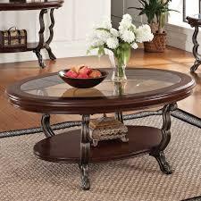 acme furniture bavol coffee table in cherry wood local furniture
