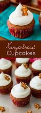 gingerbread cupcakes sallys baking addiction