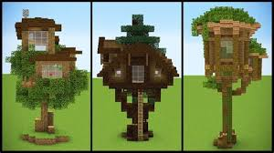 Minecraft Treehouse Blueprints Layer By Layer Craft The Best tree