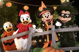 all of the spookily fun things at mickey s not so scary halloween