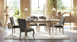 Dining Room Table Sets For 6 Kitchen And Dining Room Furniture Arhaus