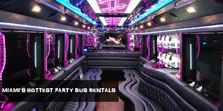 miami party rental cheap miami party rentals save big on miami party buses