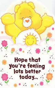 feel better bears 6c7e018b36535af50376fd5af176fe27 get well wishes quotes
