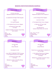 how to word wedding invitations wedding invitations wedding invitations content sles wedding