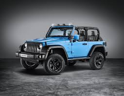 teal jeep rubicon jeep shows off wrangler rubicon with mopar one package