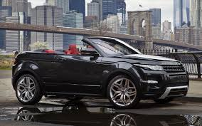 lifted range rover range rover evoque convertible concept 2012 wallpapers and hd