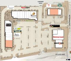santa maria ca college square retail space for lease the