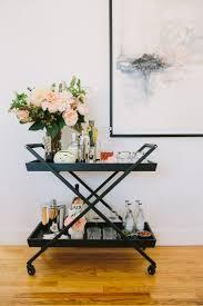 Decor Tips Best 25 Bar Cart Decor Ideas On Pinterest Bar Cart Styling Bar