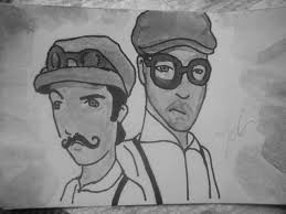 the wright brothers rhett and link by heartcherry14 on deviantart
