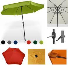 Beer Logo Patio Umbrellas Manufacture Outdoor Umbrella 300cm Patio Parasol Brand Beer Advert