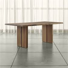 Dakota  Dining Table Crate And Barrel - Crate and barrel dining room tables