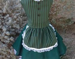 Haunted Mansion Costume Haunted Mansion Maid Costume Apron Dress