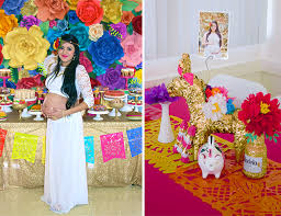 mexican baby shower themed baby shower inspired by this