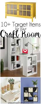 10 craft room items from target sew what