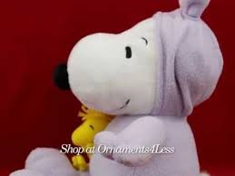 2009 snoopy the gigglin easter beagle shop at ornaments4less
