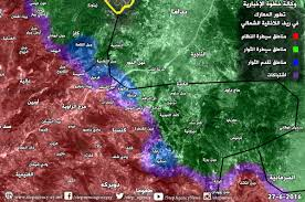 Syria Situation Map by Day Of News On The Map June 28 2016 Map Of Syrian Civil War