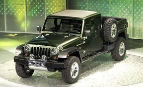 new jeep truck 2018 2018 jeep wrangler pickup truck news design diesel engine new