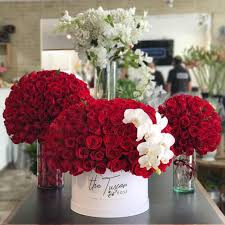 luxury flowers luxury flower bouquet box in san antonio tx the tuscan