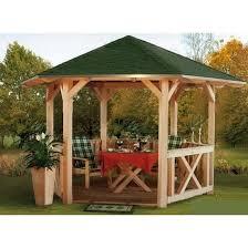 tonnelle de jardin en bois pavillon de jardin en bois ø 420 cm colmar achat vente kiosque