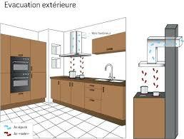pose d une hotte de cuisine installation hotte aspirante zoom installation hauteur pour