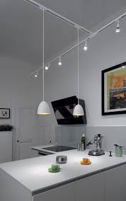 Kitchen Track Lighting Ideas Single Circuit Track System Pinteres