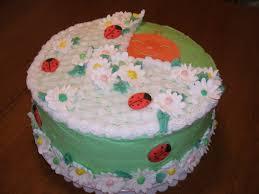 ladybug baby shower cake cakecentral com