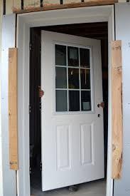 Exterior Door Jamb Exterior Doors White Woodworking Projects