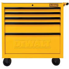 black friday tool chest home depot dewalt 36 in 5 drawer rolling bottom tool chest yellow dwmt73679