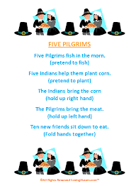 poem of pilgrims and indians thanksgiving poems for great