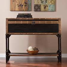 Overstock Sofa Table by Harper Blvd Duncan Travel Trunk Console Sofa Table By Harper Blvd