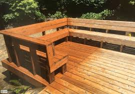 Cedar Deck Bench Twp 100 Color Choices And Tips Twp Stain Help And Instructions